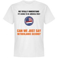 Netherlands Second?