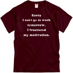 Fractured Motivation