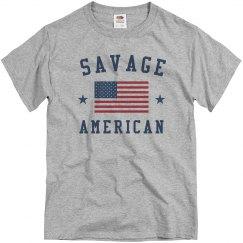 I'm A Savage American