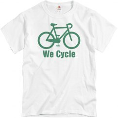 We Cycle T-Shirt