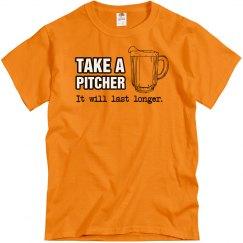 Take A Pitcher