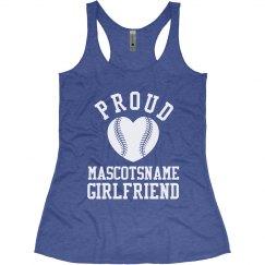 Baseball Mascotsname Girlfriend