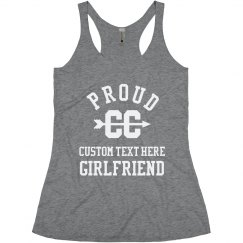 Cross Country Girlfriend Custom