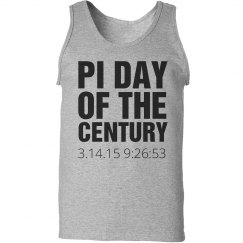 Pi Day Tank