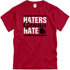 Haters Gonna Hate Heart