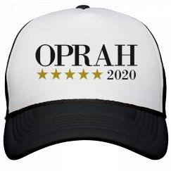 Oprah 2020 Hat