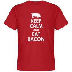 Keep Calm & Eat Bacon