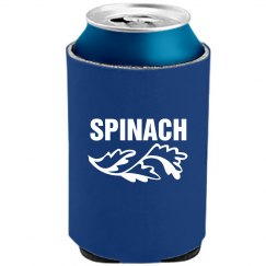 Popeye Spinach Can Cooler