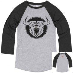 Bullish Bears [vintage baseball tee]