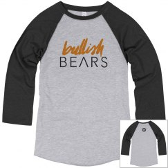 Bullish Bears [vintage baseball tee]