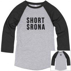 Short $RONA [VINTAGE BASEBALL TEE]