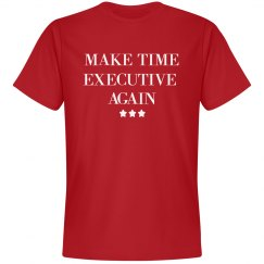 Make Time Executive Again