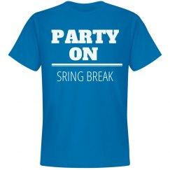 Party On Spring Break