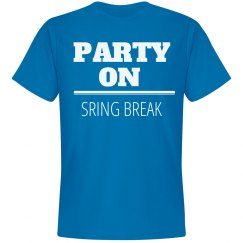 Party On Spring Break