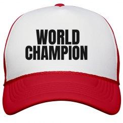 World Champion Hat