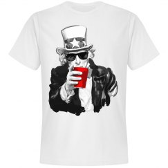 Uncle Sam Solo Cup