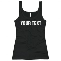 Your Text Tank