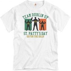 St Patricks Team 40