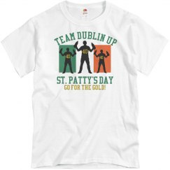 St Patricks Team 40