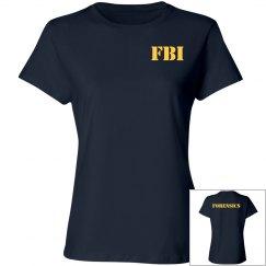 FBI Forensics - Women