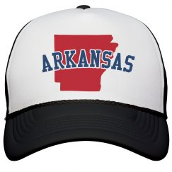 Arkansas Trucker Hats