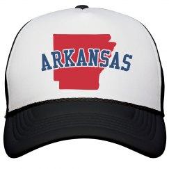 Arkansas Trucker Hats