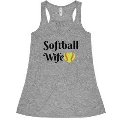Softball Wife Tank