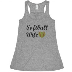Softball Wife Tank