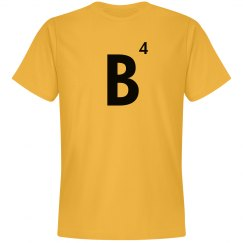 Word Games Costume, Letter Tile B