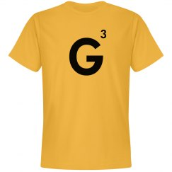 Word Games Costume, Letter Tile G