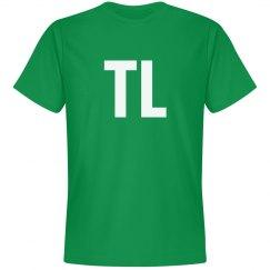 Word Games Costume, Triple Letter Score TL