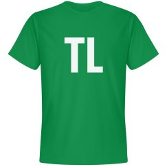 Word Games Costume, Triple Letter Score TL