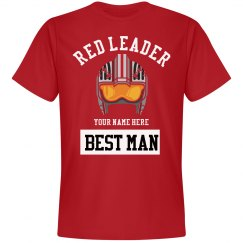 Best Man Red Leader