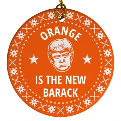 Orange Is The New Barack