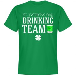 St Patty's Drinking Team