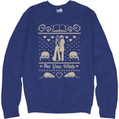 Wish Ugly Sweater