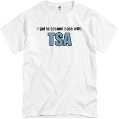 Second Base TSA Shirt