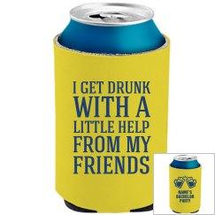 I Get Drunk Wi/Lil Help..