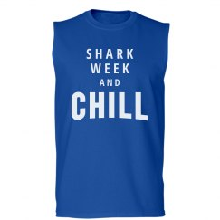 Shark Week and Chill Tank