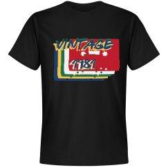 Vintage 1981 Out Loud (Template)