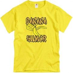 Banana Humor T-Shirt