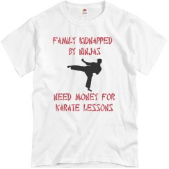 Family Kidnapped/Karate