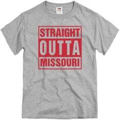 Straight Outta Missouri T-Shirt