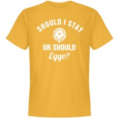 Should I Stay Or Should I Go Yellow