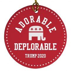 Adorable Deplorable Donald Trump