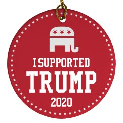 I Supported Donald Trump 2016