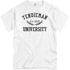 Tendieman Uni. Tee