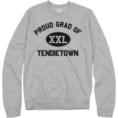 Grad Of Tendietown Sweatshirt