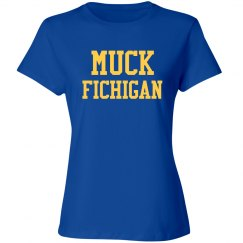 Blue And Yellow Muck Fichigan