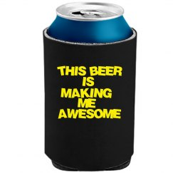 Beer Is Making Me Awesome